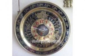 Đồng hồ mặt trống đồng