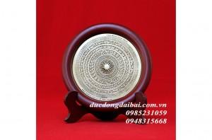 Mặt trống quà tặng bằng đồng