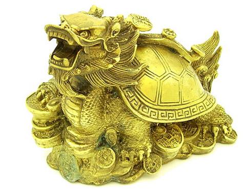Linh vật phong thủy bằng đồng